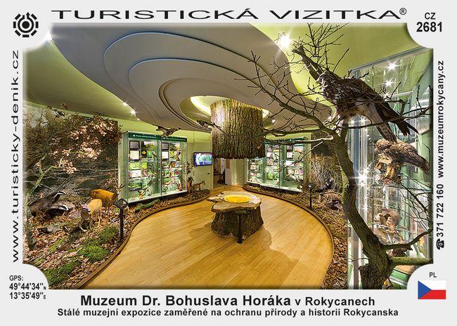 Muzeum Dr. B. Horáka v Rokycanech