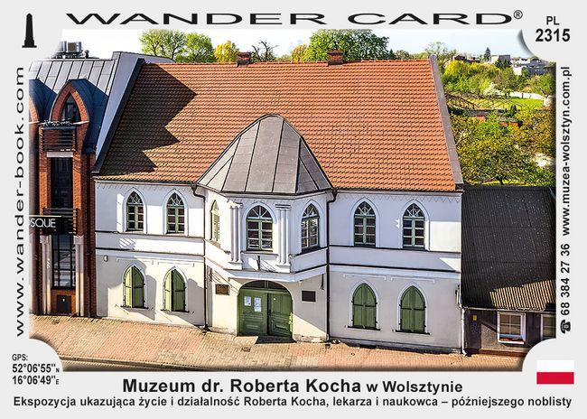 Muzeum dr. Roberta Kocha w Wolsztynie