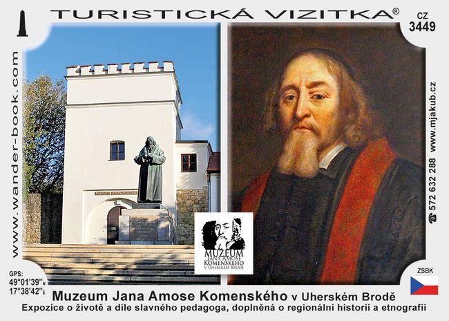 Muzeum J.A.Komenského v Uhers. Brodě