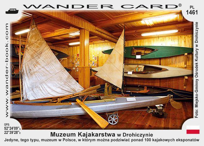 Muzeum Kajakarstwa w Drohiczynie