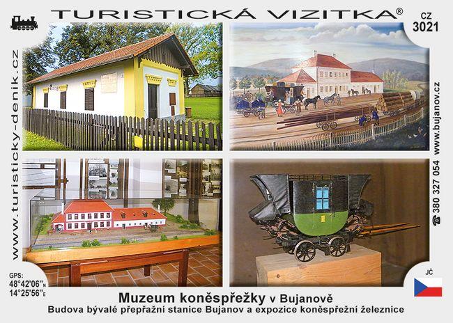 Muzeum koněspřežky v Bujanově