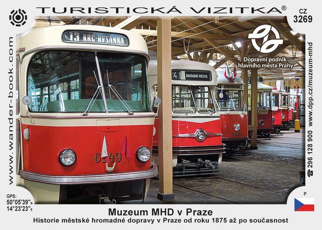 Muzeum MHD v Praze