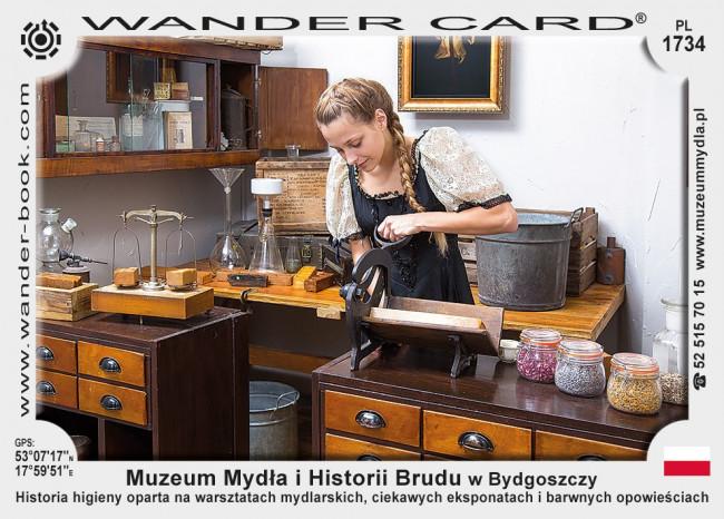 Muzeum Mydła i Historii Brudu w Bydgoszczy