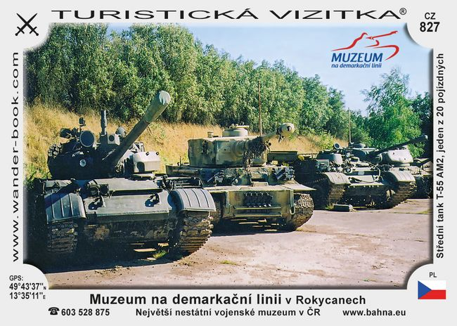 Muzeum na demarkační linii v Rokycanech