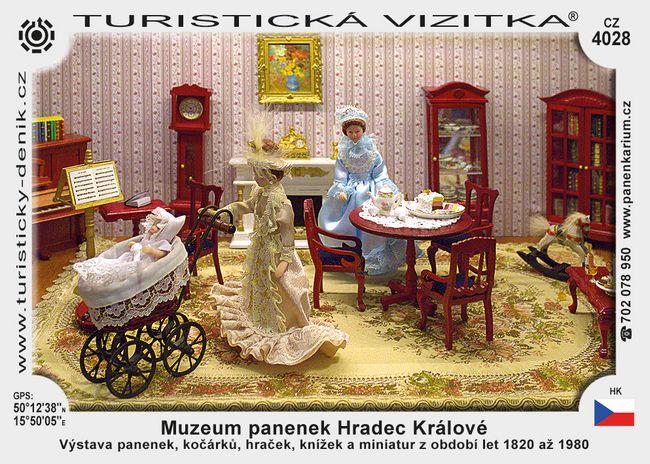 Muzeum panenek Hradec Králové