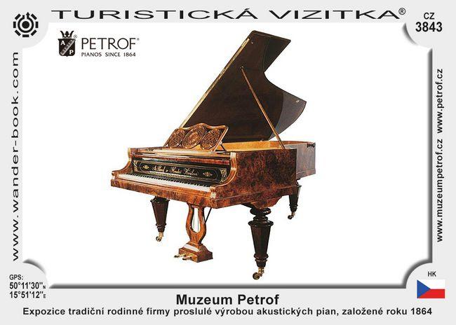 Muzeum Petrof