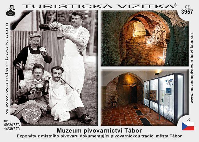 Muzeum pivovarnictví Tábor