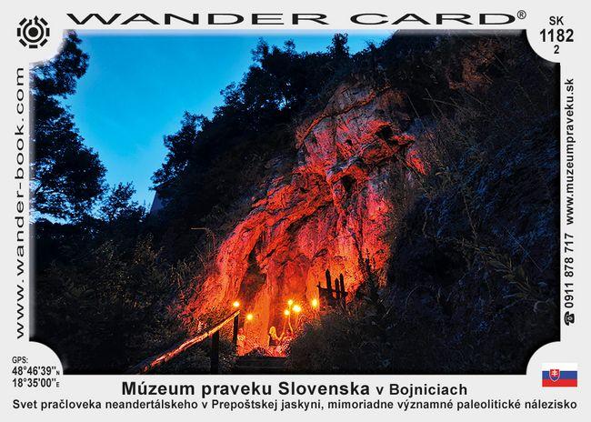 Múzeum praveku Slovenska v Bojniciach