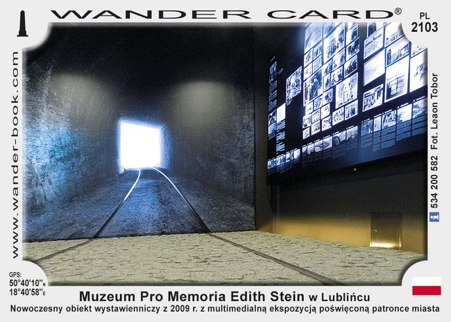 Muzeum Pro Memoria Edith Stein w Lublińcu