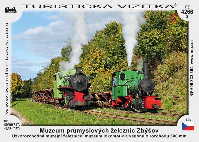 Muzeum průmyslových železnic Zbýšov
