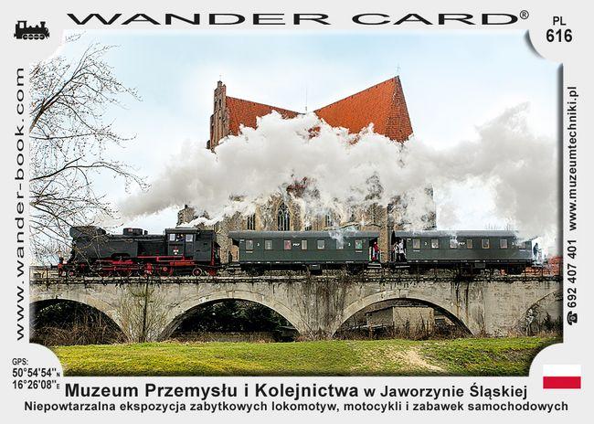 Muzeum Przemysłu i Kolejnictwa w Jaworzynie Śląskiej