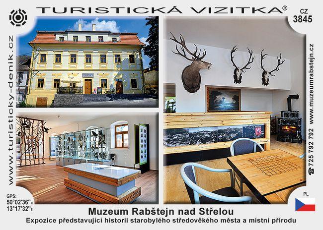 Muzeum Rabštejn nad Střelou