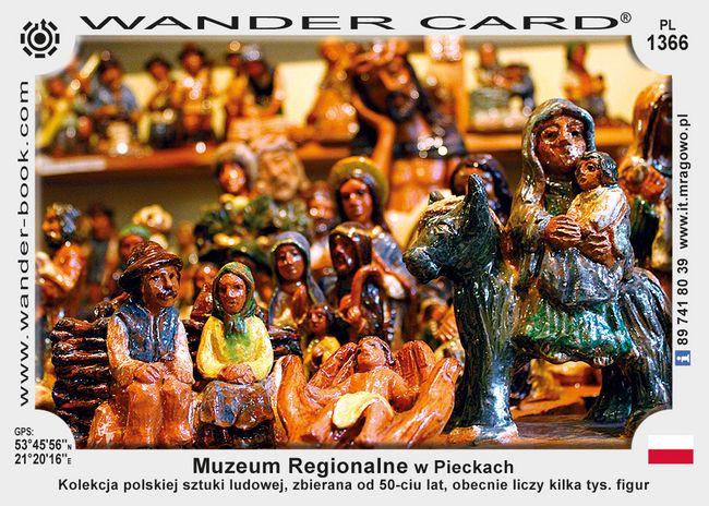 Muzeum Regionalne w Pieckach