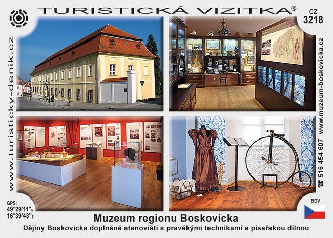Muzeum regionu Boskovicka