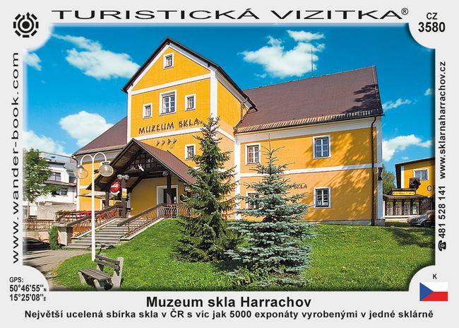 Muzeum skla Harrachov