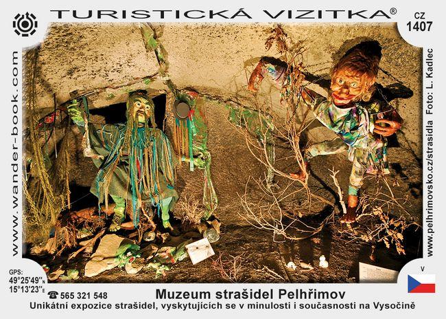 Muzeum strašidel Pelhřimov