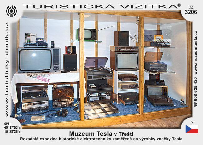 Muzeum Tesla v Třešti
