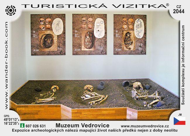 Muzeum Vedrovice