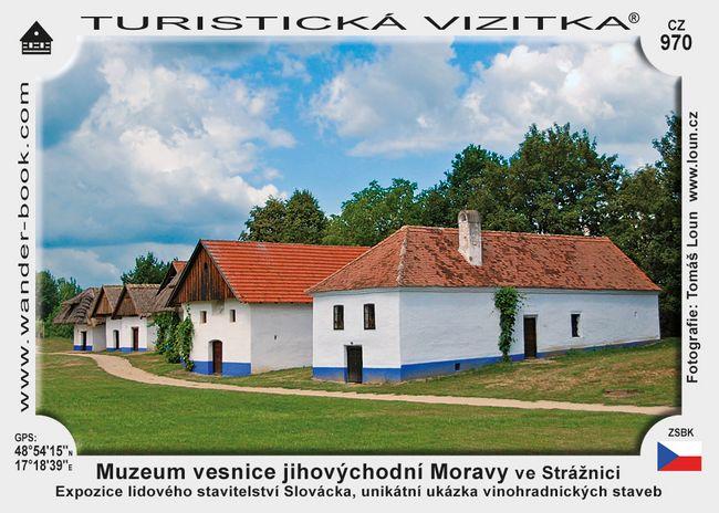 Muzeum vesnice jhv. Moravy ve Strážnici