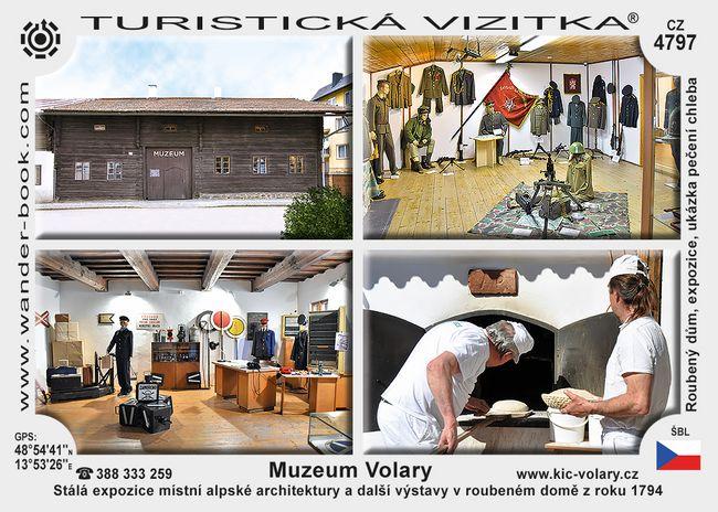 Muzeum Volary