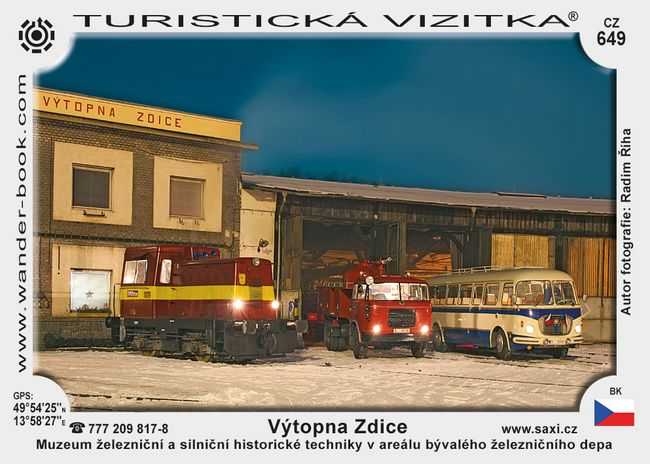 Muzeum Výtopna Zdice