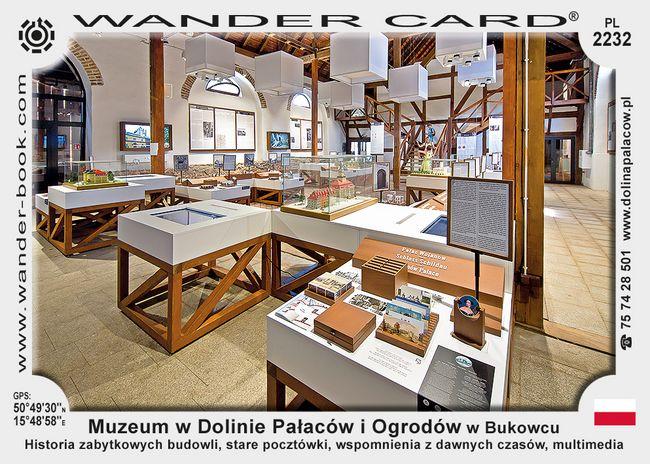 Muzeum w Dolinie Pałaców i Ogrodów w Bukowcu