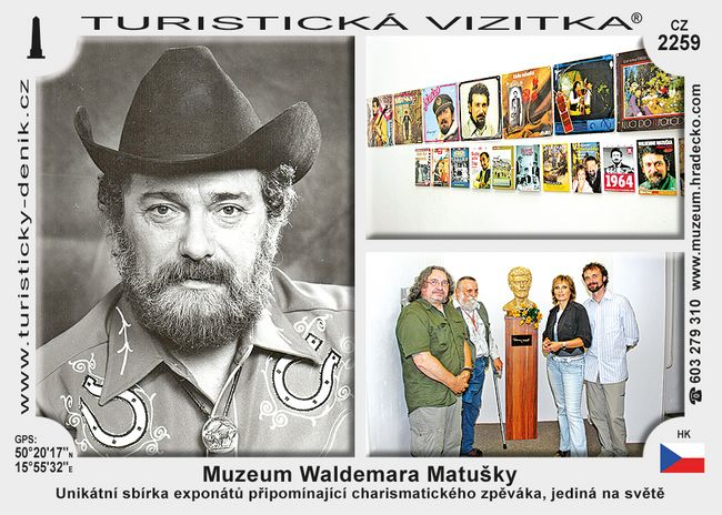 Muzeum Waldemara Matušky na zámku Police