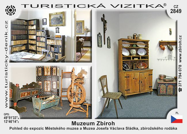 Muzeum Zbiroh