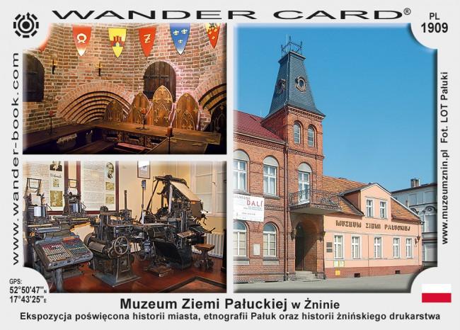 Muzeum Ziemi Pałuckiej w Żninie
