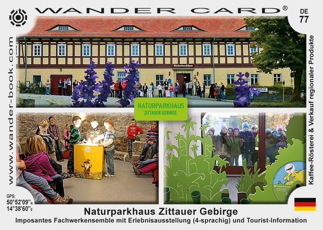 Naturparkhaus Zittauer Gebirge