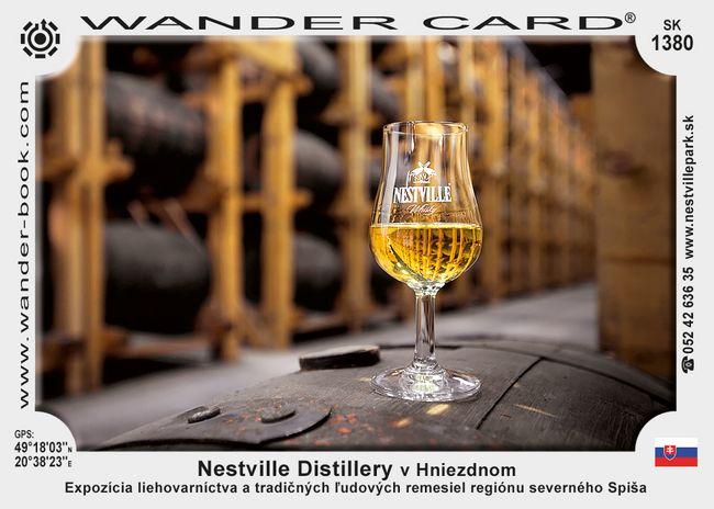 Nestville Distillery v Hniezdnom