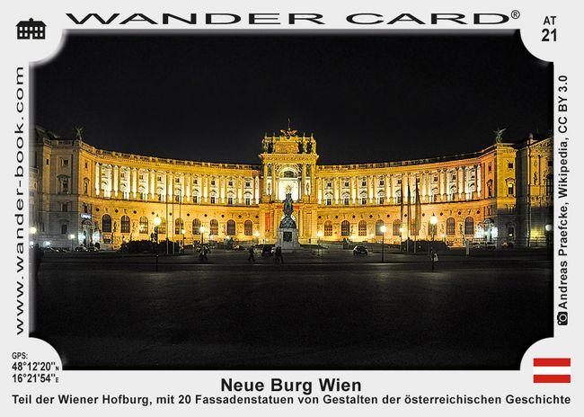 Neue Burg Wien