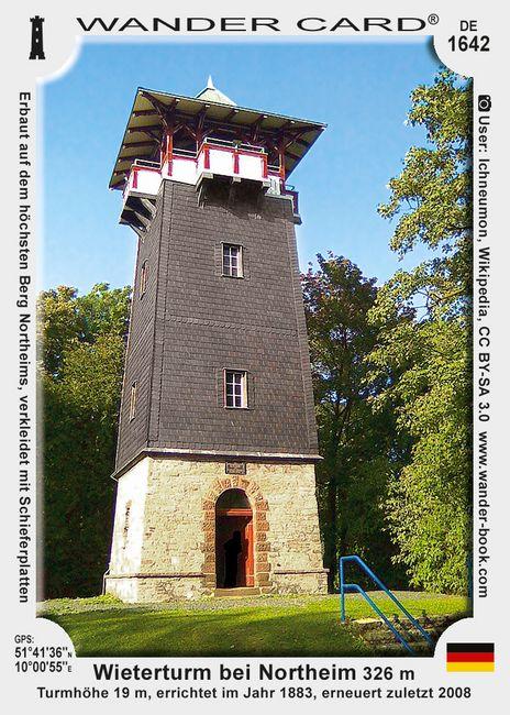 Northeim Wieterturm