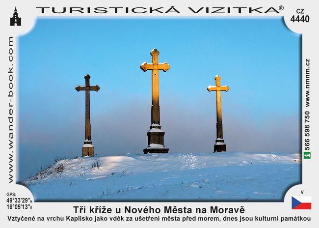 Nové Město nM Tři kříže