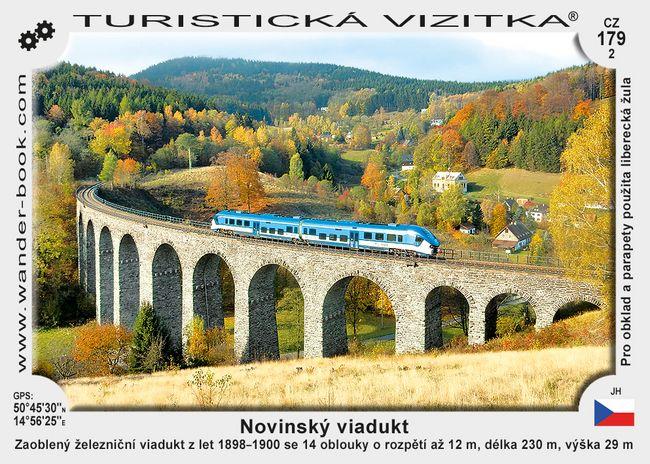 Novinský viadukt
