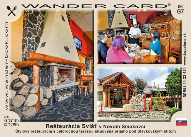 Novy Smokovec Svist restauracia