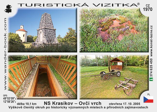 NS Krasíkov - Ovčí vrch