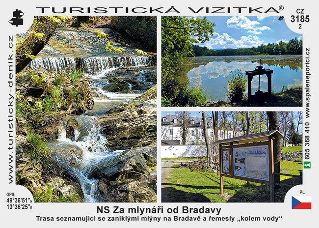 NS Za mlynáři od Bradavy