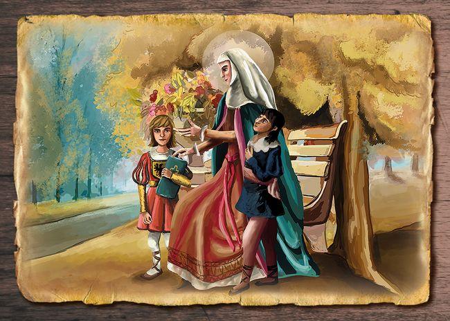 O kněžně Ludmile