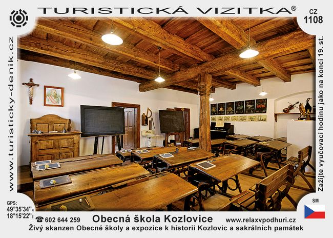 Obecná škola Kozlovice
