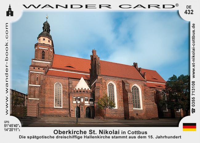 Oberkirche St. Nikolai