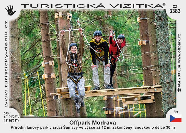 Offpark Modrava