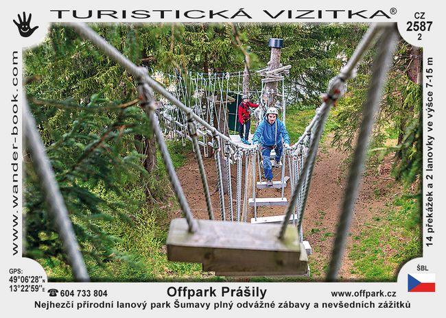 Offpark Prášily