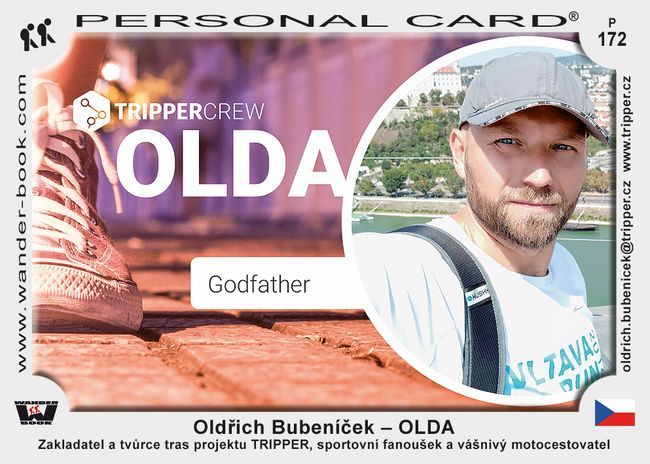 Oldřich Bubeníček – OLDA
