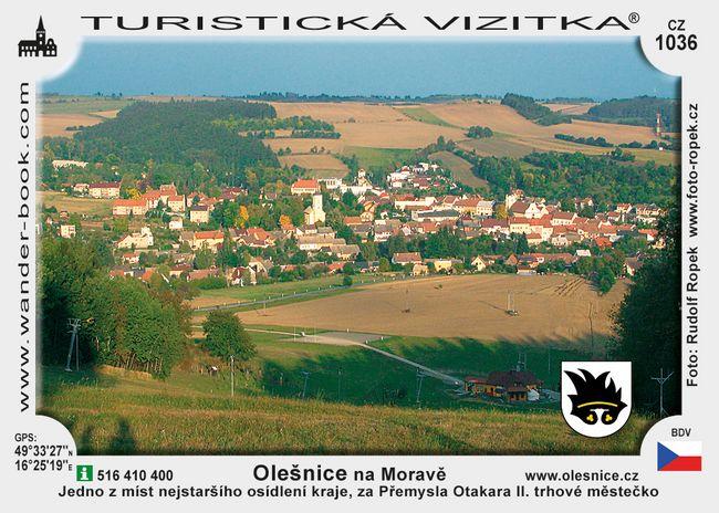 Olešnice na Moravě