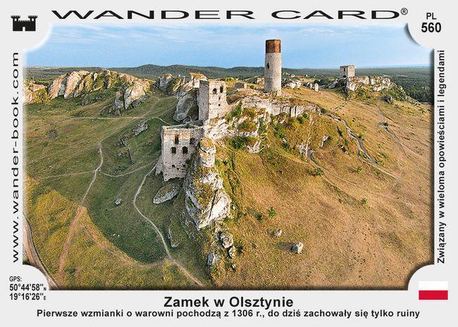 Olsztyn zamek