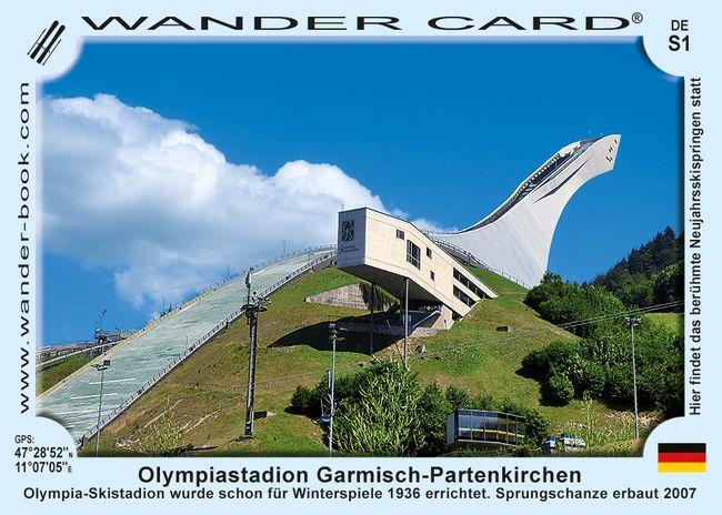 Olympiastadion Garmisch-Partenkirchen