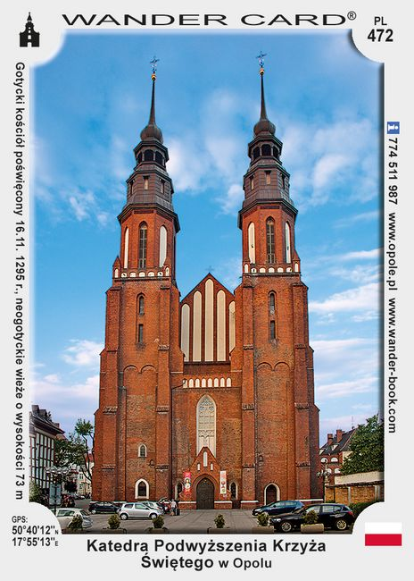 Opole katedra