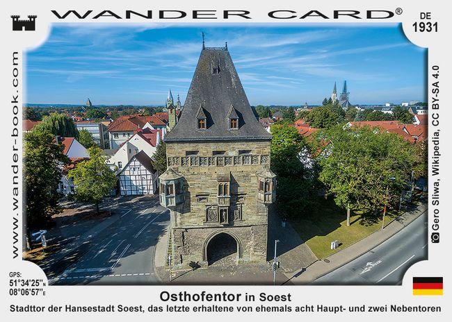 Osthofentor in Soest
