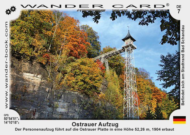 Ostrauer Aufzug